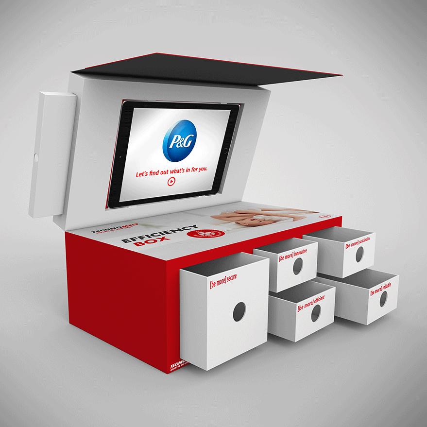 Henkel Adhesive Box
